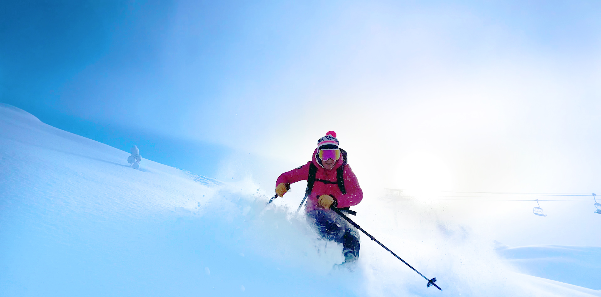 Partez à l'aventure dans les montagnes SKI HORS PISTE
